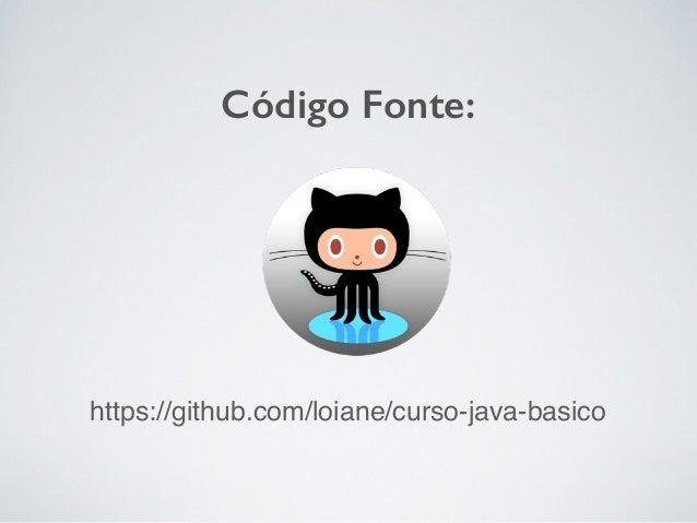 Não conhece Git/Github? http://www.loiane.com/2013/11/ screencast-git-e-github-para-iniciantes