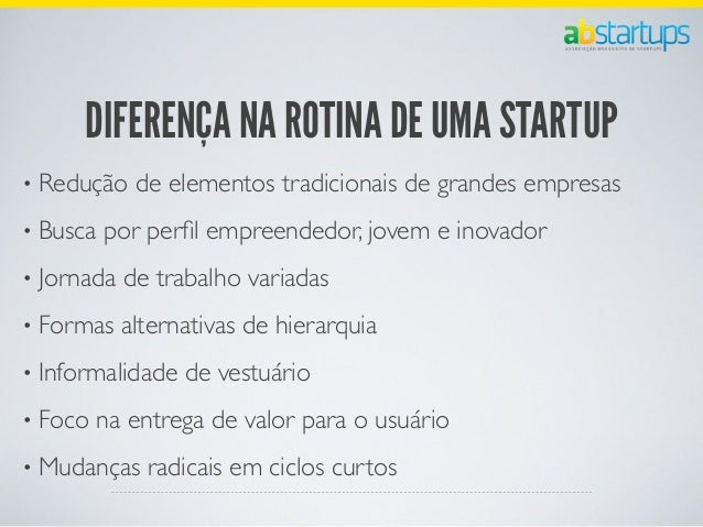 PANORAMA DE STARTUPS NO MUNDO• Mercado Americano é referência para o segmento• Tendência da nova economia digital• Brasil ...