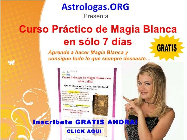 Curso de magia blanca gratis online for Romero en magia blanca