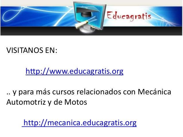 Otros cursos relacionados:  Pincha para Ingresar   • • • • • • • • •  Curso de Aerografía Curso de Automovilismo y las Ca...
