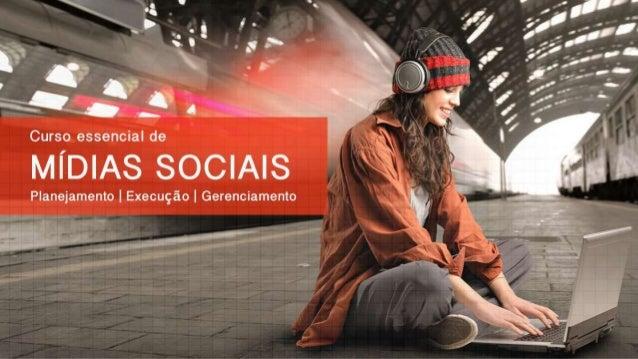 OBJETIVO DO CURSO OBTER RESULTADOS EFETIVOS PARA A MINHA EMPRESA ATRAVÉS DO USO DAS MÍDIAS SOCIAIS