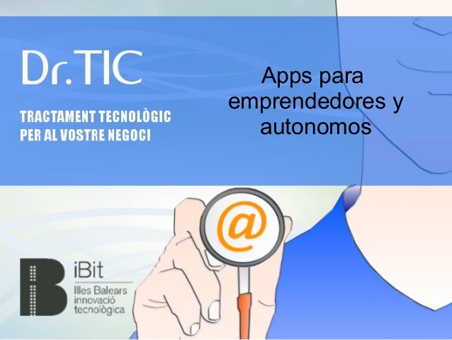 Apps para emprendedores y autonomos