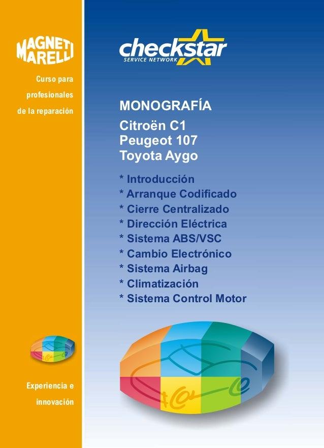 Curso 3 2008 Monografico Peugeot 107