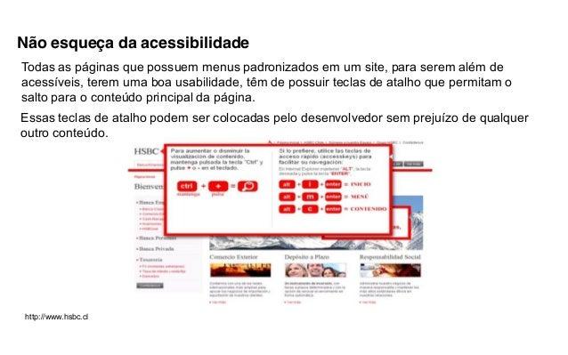 Dicas para a página de resultados de busca:- Mostre menos informações para usuários que sabem o que estão procurando e mai...