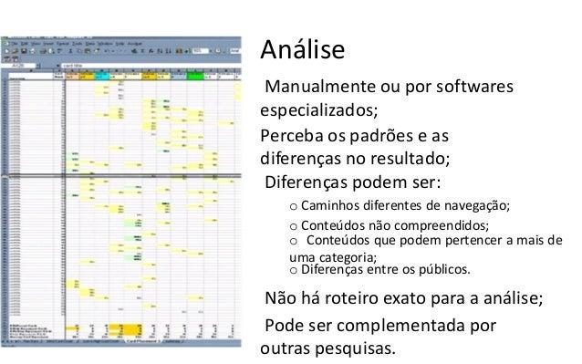 Ambientes Tecnológicos      O design de sistemas interativos centrados nos         usuários requer a análise de tarefas, p...
