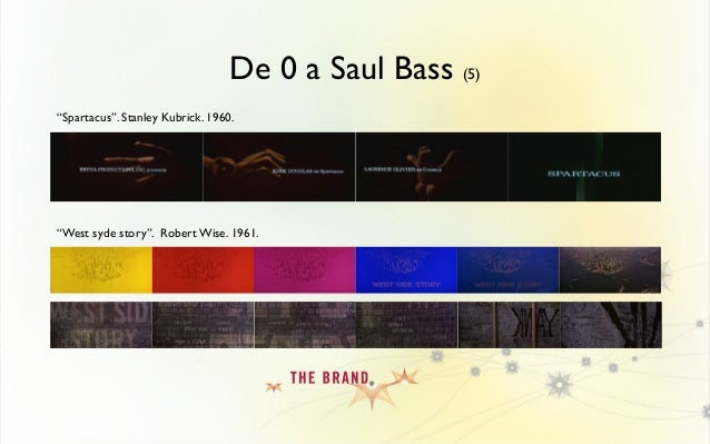 """De 0 a Saul Bass (6) """"Seconds"""". John Frankenheimer. 1966. """"Cape Fear"""". Martin Scorsese. 1991."""