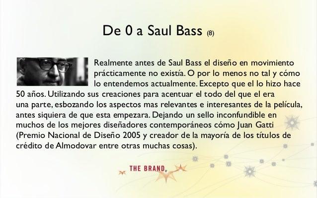 De 0 a Saul Bass (9) En1995 Saul Bass diseña sus últimos títulos de crédito para una pelicula de Martin Scorsese. ¿Y ahora...