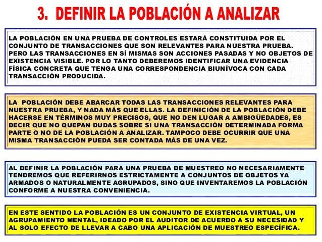 CONTINUANDO CON EL EJEMPLO ANTERIOR: NUESTRA POBLACIÓN ESTARÁ CONCEPTUALMENTE CONSTITUIDA POR LOS PAGOS REALIZADOS A PROVE...