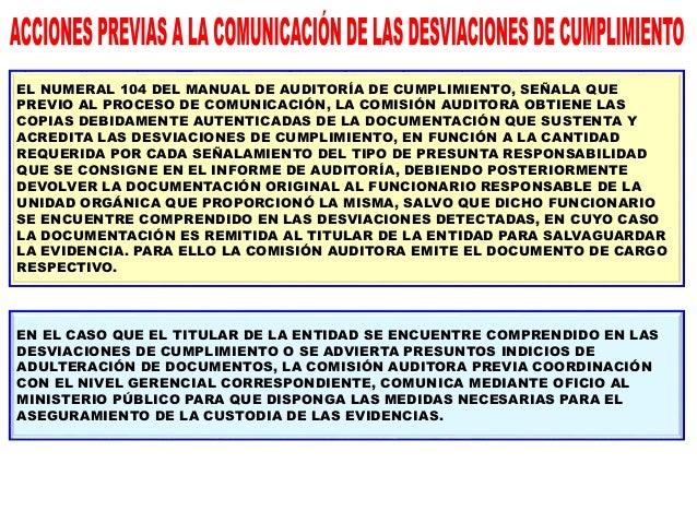 1 PARA LLEVAR A CABO EL PROCESO DE COMUNICACIÓN, LA COMISIÓN AUDITORA PREVIAMENTE DEVUELVE LA DOCUMENTACIÓN ORIGINAL QUE S...