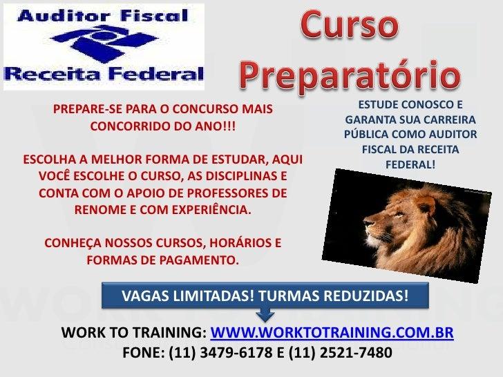 PREPARE-SE PARA O CONCURSO MAIS          ESTUDE CONOSCO E                                            GARANTA SUA CARREIRA ...