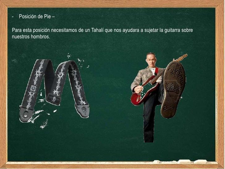 Una vez afinada la guitarra, vamos a aprender cómo se numeran las cuerdas y las notasque estas representan cuando las toca...