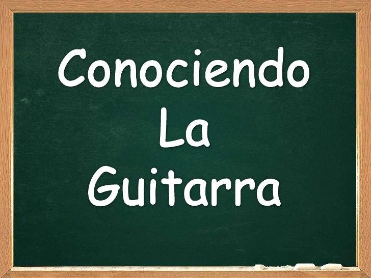  Clavijero: Es la maquinaria de la guitarra, está compuesta por 6 clavijas que ajustan la  tensión de las cuerdas y de es...