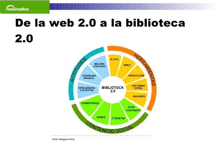 De la web 2.0 a la biblioteca 2.0