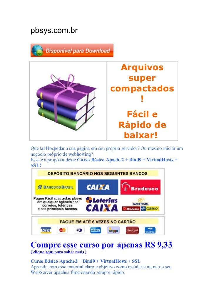 pbsys.com.br                                          Arquivos                                           super            ...