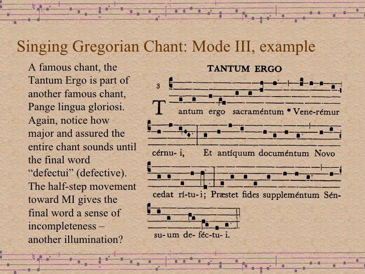 Curso Canto Gregoriano - Tutorial In Gregorian Chant