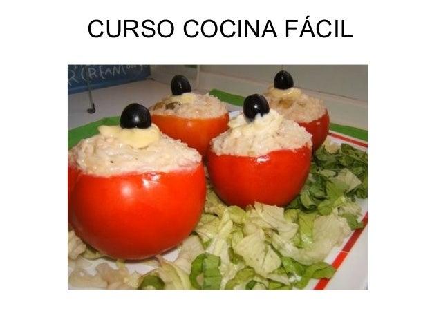 Curso cocina f cil for Curso cocina basica