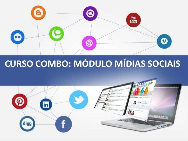 CURSO COMBO:empresaComo destacar sua MÓDULO MÍDIAS SOCIAISnas redes sociaisDenis Zanini