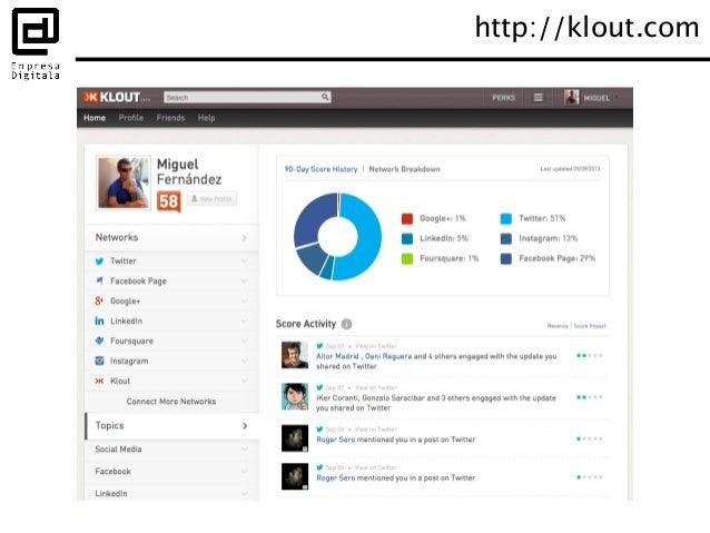 Nos pueden ayudar a gestionar varias cuentas y a integrar el trabajo con varias redes sociales