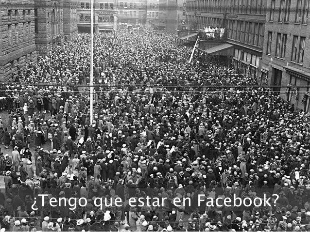 La privacidad y las redes sociales