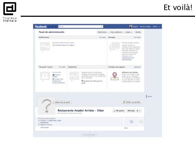 Hay dos feeds en la página de inicio: Más recientes (cronológico) Titulares (Edgerank) Facebook Edgerank