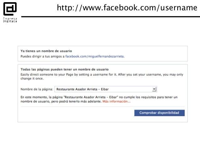 Estadísticas de Facebook