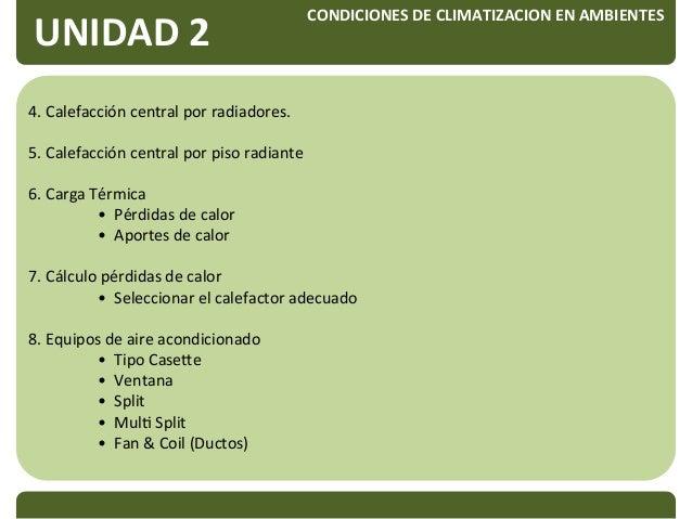 Curso acustica climatizacion duoc s12013 pablomartinezduarte for Radiadores calefaccion central precios
