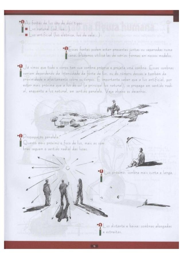 Curso completo de desenho   vol 06 - luz e sombra