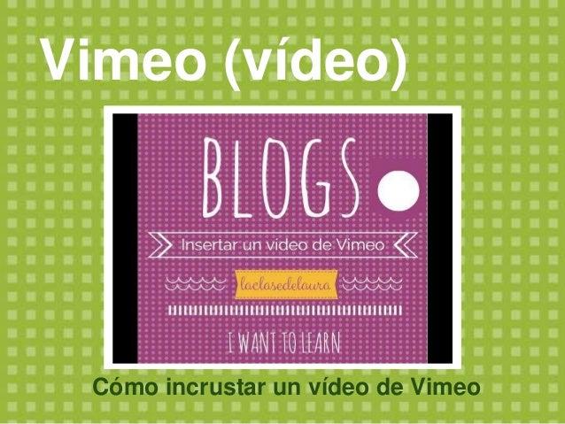 1. Objetivos y destinatarios del Blog 2. Indicaciones 3. Objetivos realistas 4. Grupos reducidos (inicio) 5. Actividades c...