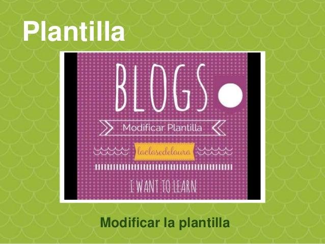 Diseño Gadgets Básicos de Blogger
