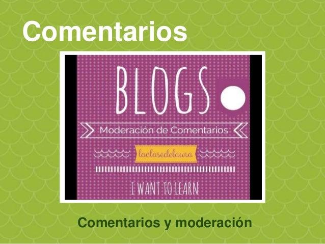 Cómo utilizar el Blog como herramienta didáctica