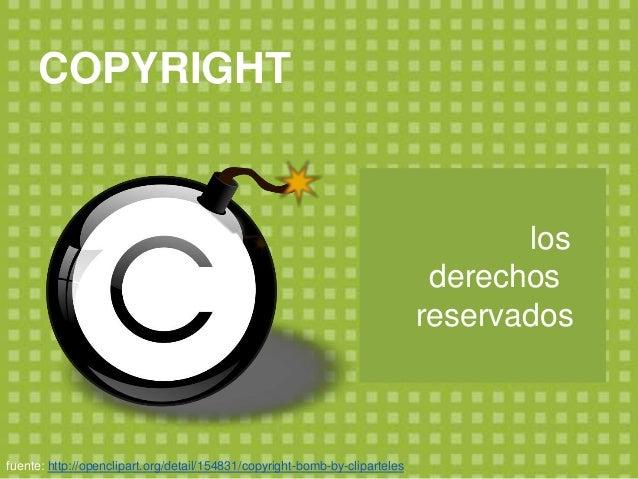 Fuente: Creative Commons Combinación de los ELEMENTOS