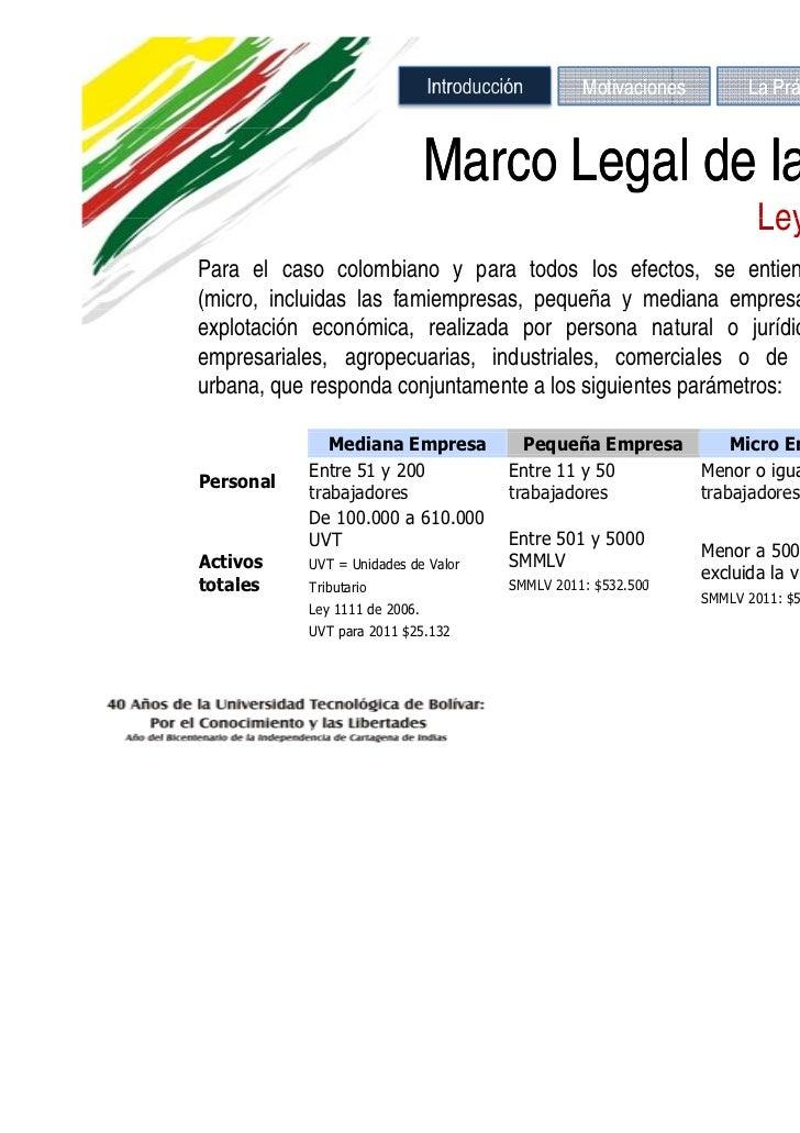 Administración Gerencia De La Micro Pequeña Y Mediana Empresa