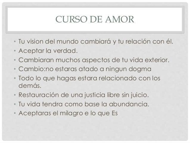 Curso de amor Slide 3