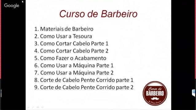 Curso de Barbeiro - [Vale a Pena Fazer?] By Felippe Caetano