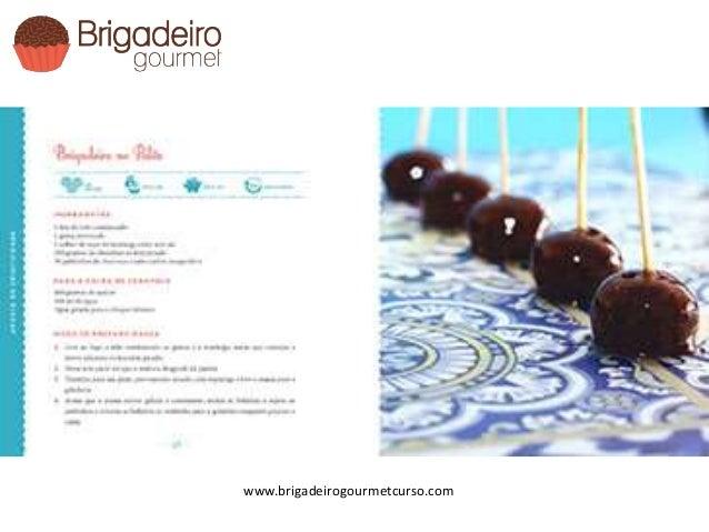www.brigadeirogourmetcurso.com