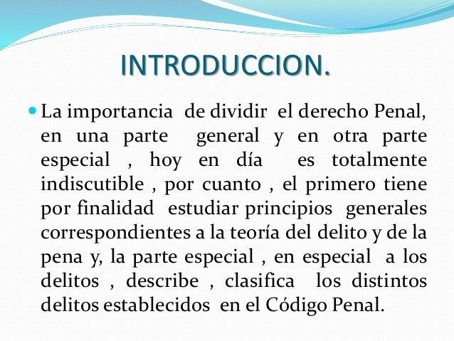 Curso de Derecho Penal III