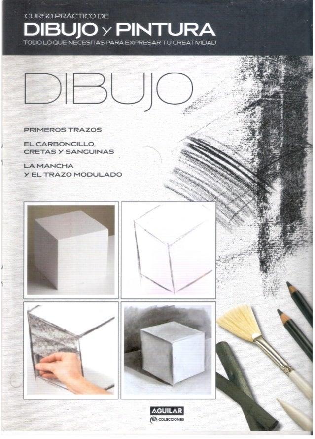 Curso de dibujo y pintura   colecciones aguilar