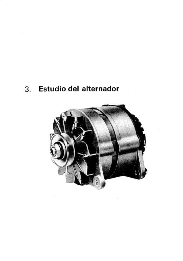 Curso de electricidad del automovil   estudio del alternador