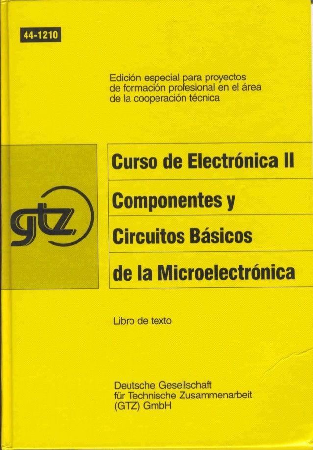 Curso de electronica ii fee 01 libro de texto