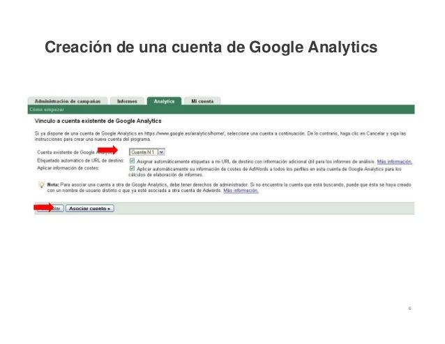 Curso de google analytics