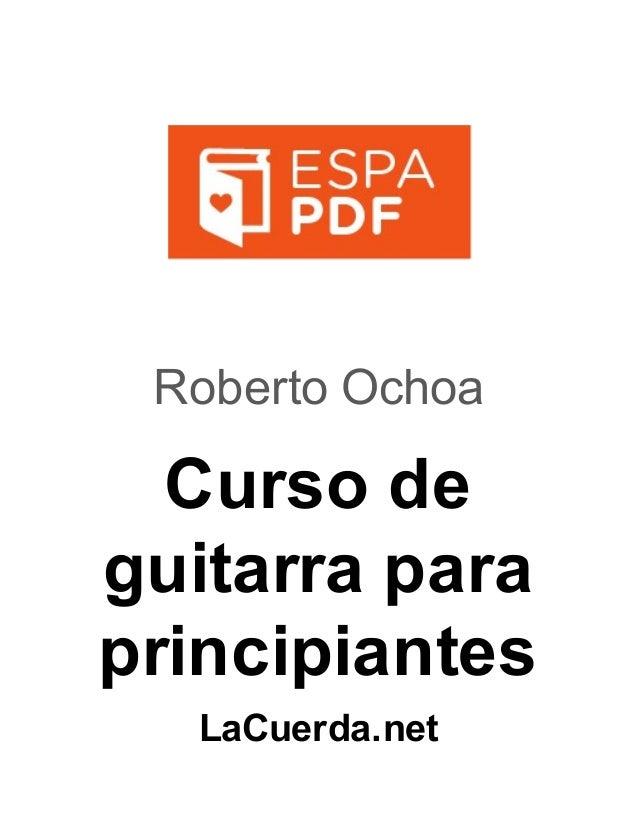 Curso Guitarra Pdf