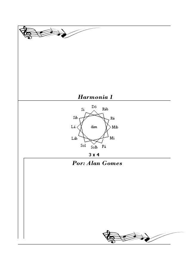 Harmonia 1 Por: Alan Gomes