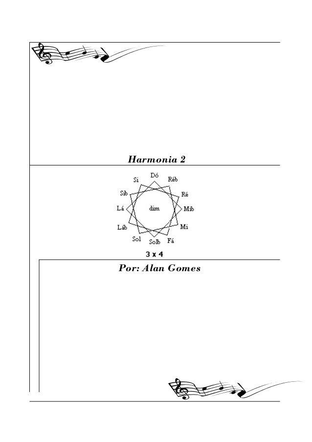 Harmonia 2 Por: Alan Gomes