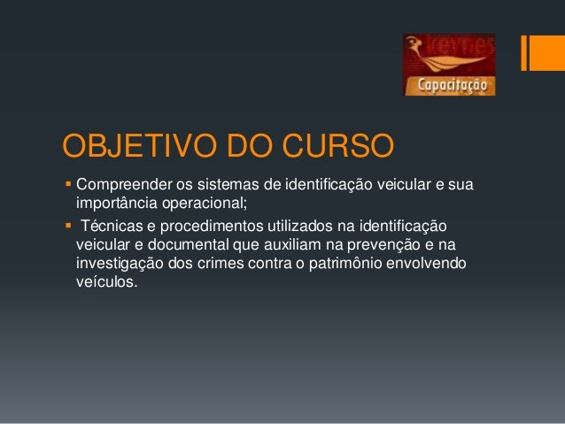 curso de identifica u00e7 u00e3o veicular londrina Personas Con Record Policial Fantasia Policial