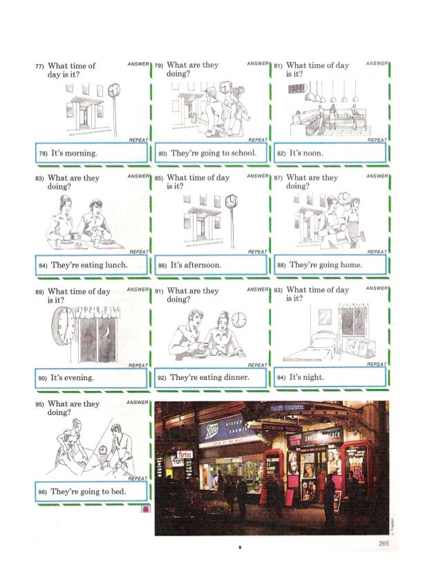 Curso de idiomas globo ingles livro 05 264 10 77 vvhat time of answer fandeluxe Images