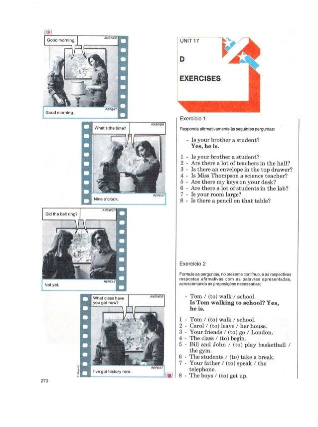 Curso de idiomas globo ingles livro 05 15 fandeluxe Images