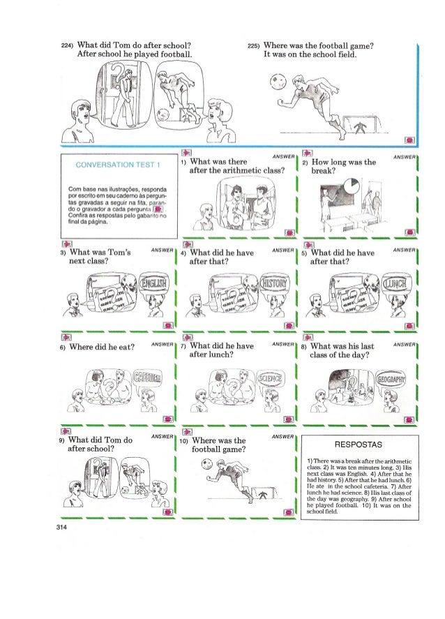 Curso de idiomas globo ingles livro 05 59 fandeluxe Images