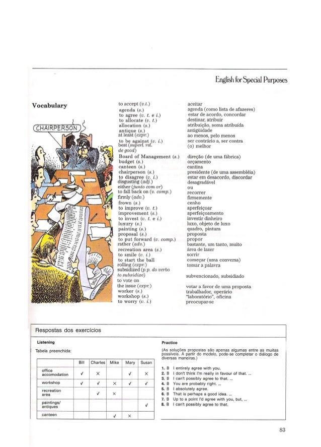 Curso de idiomas globo ingles top level livro 02 vocabulary chairperson fandeluxe Choice Image