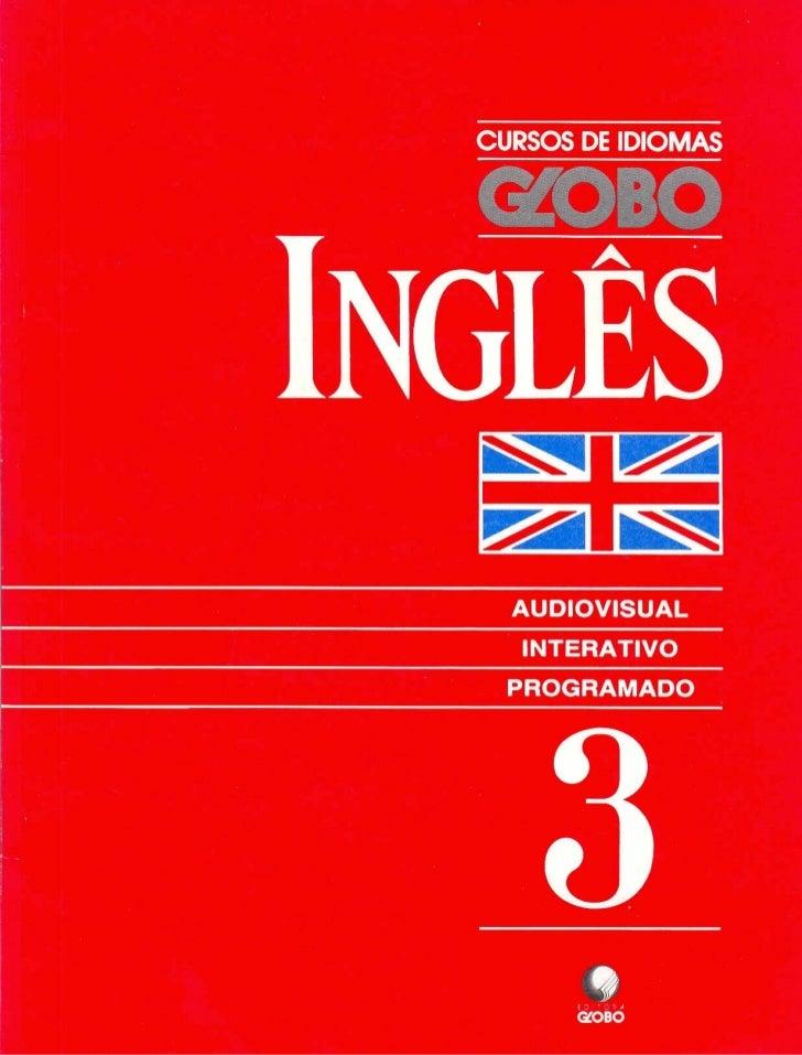 Curso de idiomas globo inglês livro003