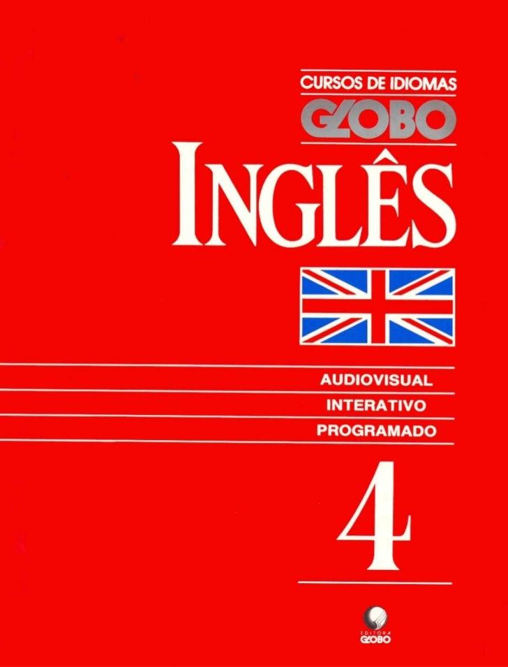 Curso de idiomas globo inglês livro004
